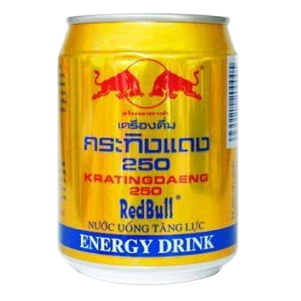 vietnam red bull gold energy drink 250ml