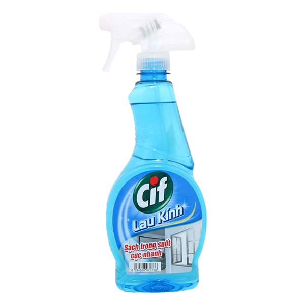 mr muscle glass cleaner msds
