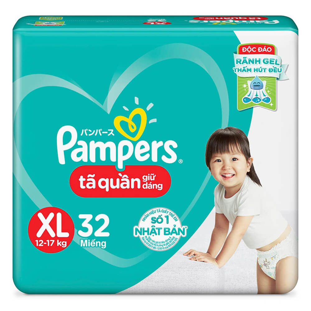 Pampers Baby Pants XL32 (12-17kg)